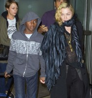 Madonna spotted at JFK airport, New York  - 27 August 2014 - Pictures (3)