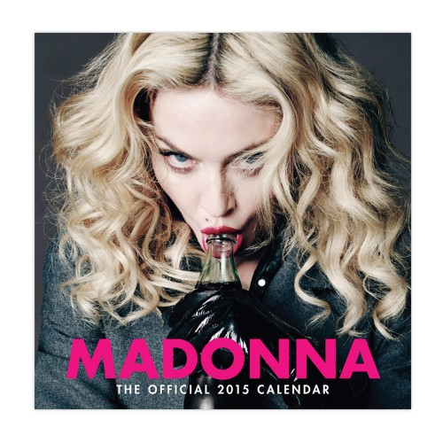 Madonna by Tom Munro for the official 2015 calendar