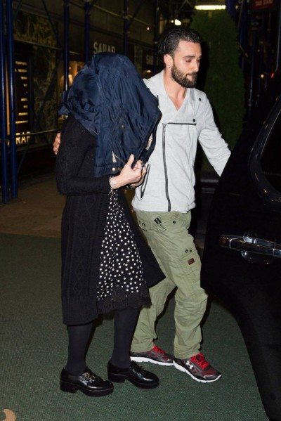 Madonna out and about in New York - 3 October 2014 (2)