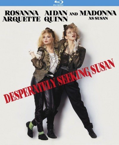Madonna Desperately Seeking Susan Blu-Ray