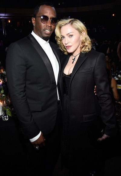 Madonna at the Keep A Child Alive's 11th Annual Black Ball, New York - 30 October 2014 (4)