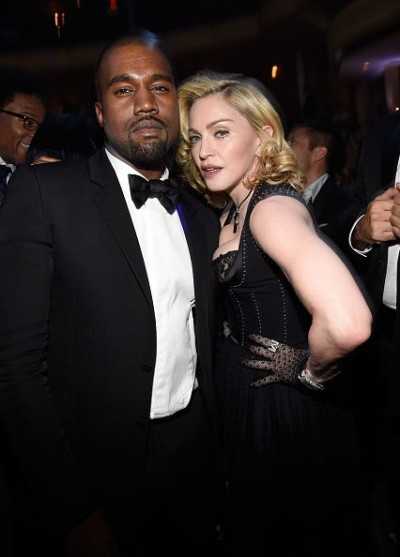 Madonna at the Keep A Child Alive's 11th Annual Black Ball, New York - 30 October 2014 (5)