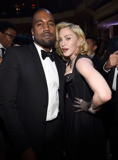 Madonna at the Keep A Child Alive's 11th Annual Black Ball, New York - 30 October 2014 (6)
