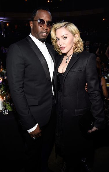 Madonna at the Keep A Child Alive's 11th Annual Black Ball, New Yor