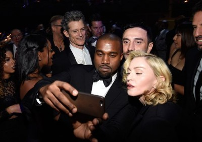 Madonna at the Keep A Child Alive's 11th Annual Black Ball, New York - 30 October 2014 (8)