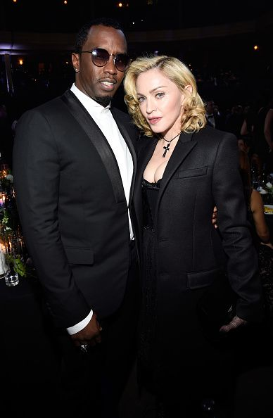 Madonna at the Keep A Child Alive's 11th Annual Black Ball, New York - 30 October 2014 (9)