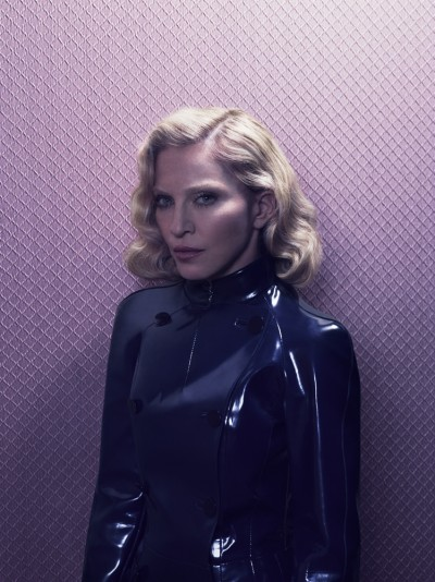 Madonna by Alas & Piggot for Interview Magazine - Full Spread and Interview (2)