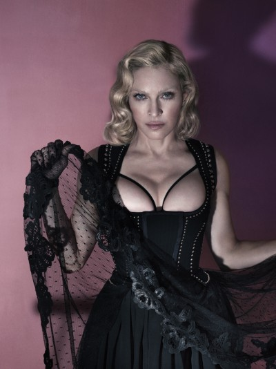 Madonna by Alas & Piggot for Interview Magazine - Full Spread and Interview (3)