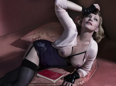 Madonna by Alas & Piggot for Interview Magazine - Full Spread and Interview (5)