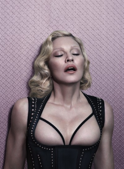 Madonna by Alas & Piggot for Interview Magazine - Full Spread and Interview (6)