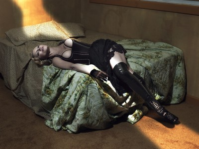 Madonna by Alas & Piggot for Interview Magazine - Full Spread and Interview (7)