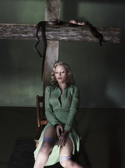 Madonna by Alas & Piggot for Interview Magazine - Full Spread and Interview (15)