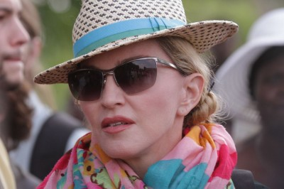Madonna in Kasungu, Malawi - 30 November 2014 (2)