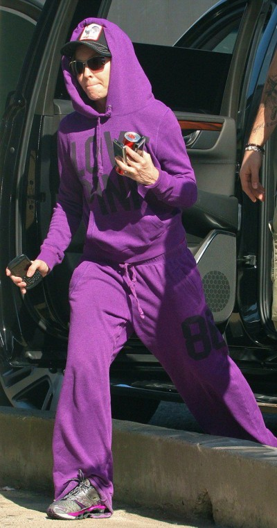 Madonna out and about in Los Angeles - 2 February 2015 - Pictures (1)