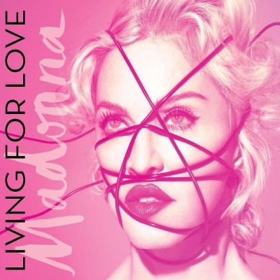 Pre-order Living for Love 2-track physical CD