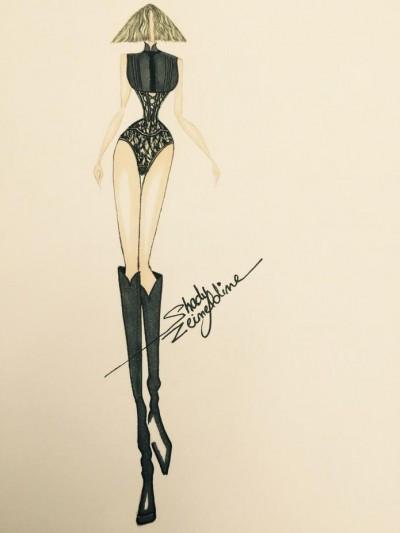 Shady Zeineldine Living for Love Lebanese designer