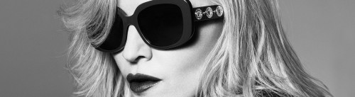 Madonna by Alas and Piggott for Versace Eyewear