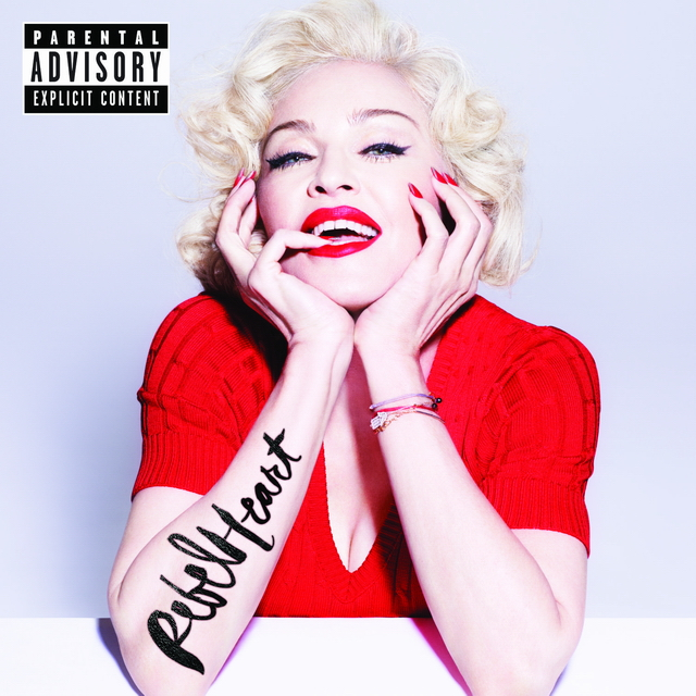Madonna Rebel Heart Standard Edition