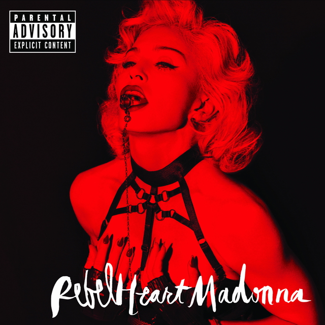 Madonna Rebel Heart Super Deluxe Limited Edition