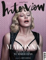Madonna for Interview Magazine Germany - Cover 01