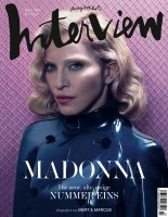 Madonna for Interview Magazine Germany - Cover 02