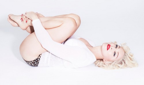 Madonna by Alas and Piggott for The Sun - Full