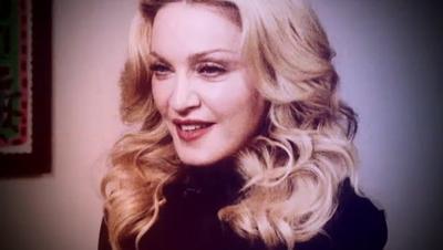Madonna interview David Modjarad RTL
