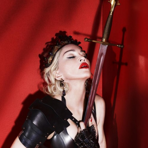 Madonna Rebel Heart promo by Alas and Piggott