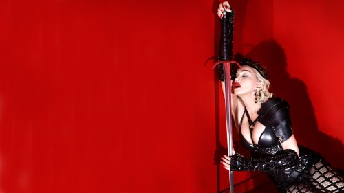 Madonna Rebel Heart promo by Alas and Piggott 02