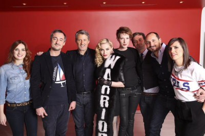 Madonna meet and greet Le Grand Journal 02