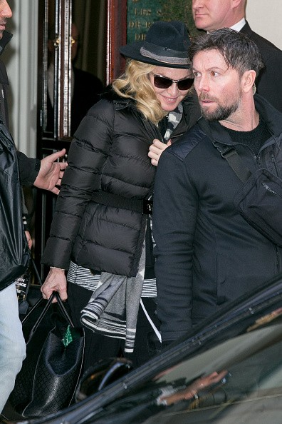 Madonna out and about in Paris - 2 March 2015 (2)