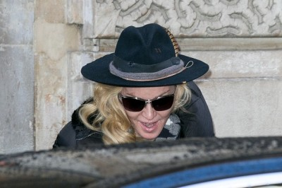 Madonna out and about in Paris - 2 March 2015 (3)