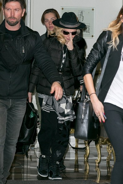 Madonna out and about in Paris - 2 March 2015 (10)