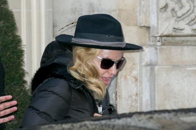 Madonna out and about in Paris - 2 March 2015 (12)