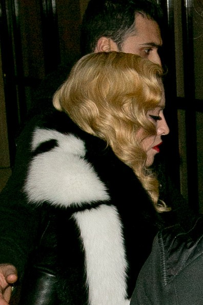 Madonna out and about in Paris - 2 March 2015 (21)