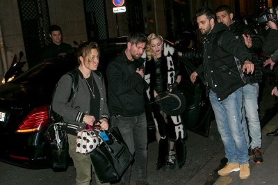 Madonna out and about in Paris - 2 March 2015 (24)
