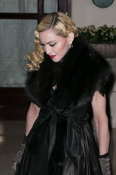 Madonna out and about in Paris - 2 March 2015 (29)