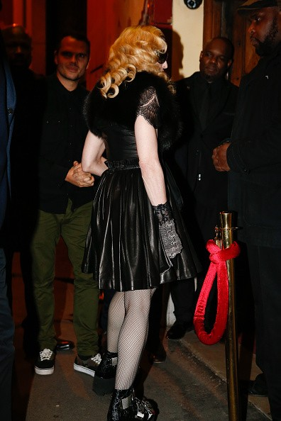 Madonna out and about in Paris - 2 March 2015 (34)