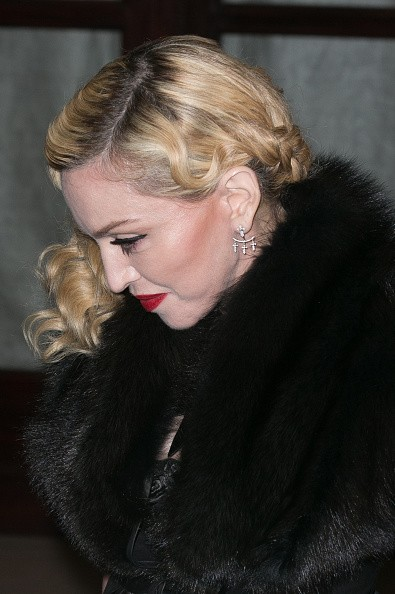 Madonna out and about in Paris - 2 March 2015 (35)
