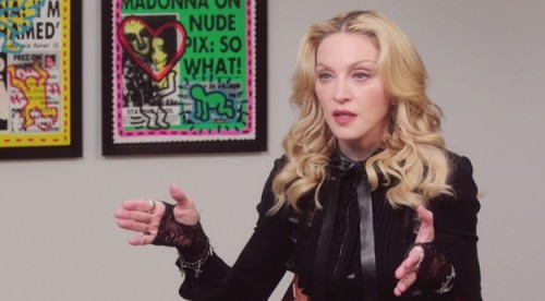 Madonna Rebel Heart interview Universal Music Germany