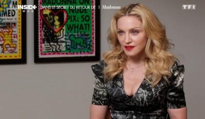Madonna Rebel Heart Promo Cedric Le Gallo Interview