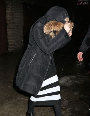 Madonna celebrating Purim in New York - March 2015 - Pictures (8)