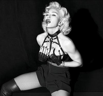Madonna by Alas and Piggott Rebel Heart Out Magazine 02