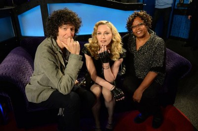 Madonna on The Howard Stern Show 04