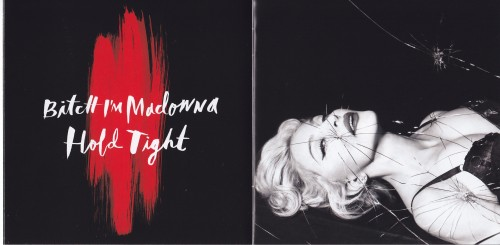 Madonna Rebel Heart Japanese Version - Scans (4)