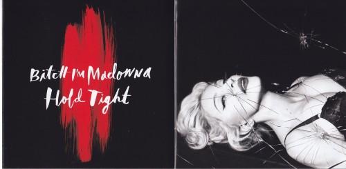 Madonna Rebel Heart Japanese Version - Scans (4)