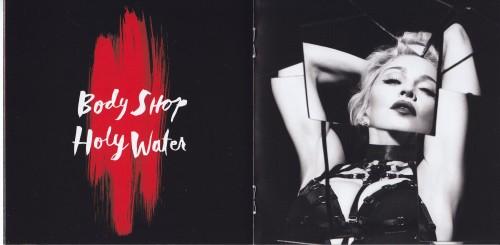 Madonna Rebel Heart Japanese Version - Scans (5)