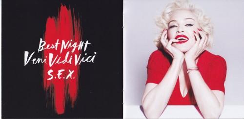 Madonna Rebel Heart Japanese Version - Scans (6)