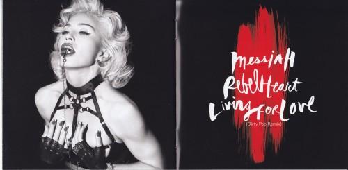 Madonna Rebel Heart Japanese Version - Scans (7)