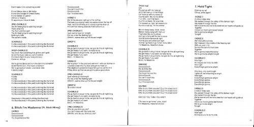 Madonna Rebel Heart Japanese Version - Scans (16)